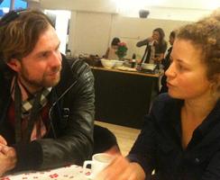 Camilla Stisen Gammel og Mikkel Tofte