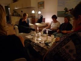 Vandrende pinde, te og kage 3