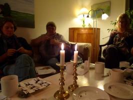 Vandrende pinde, te og kage 4