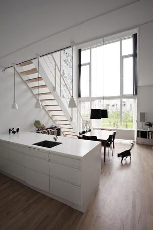 Stue køkken
