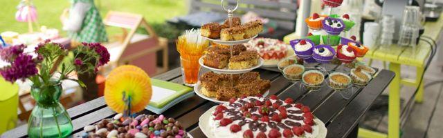 Solskin, kager og hoppelykke 1
